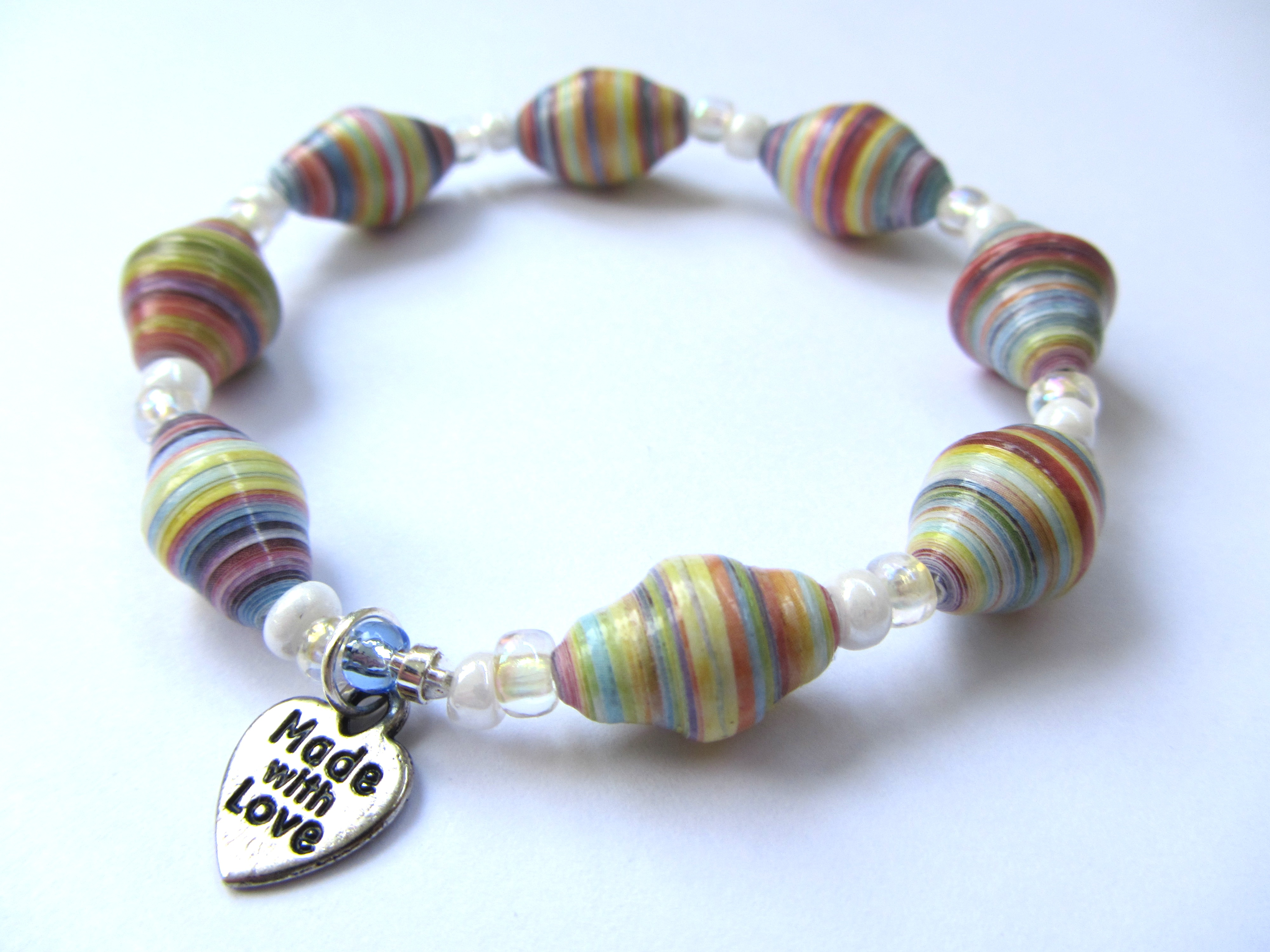 paper bead jewelry Paper beads 65k likes paperbeadsorg by janice mae, is a website blog dedicated to the handcraft of recycling paper into beautiful jewelry.